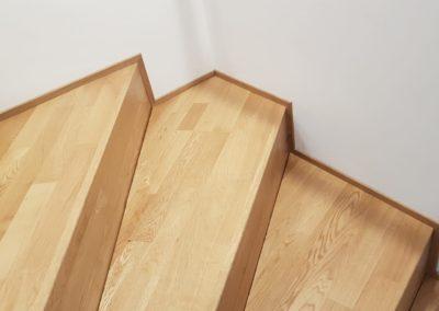 Parkett Gifhorn Treppe Detail