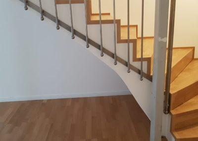 Parkett Gifhorn Treppe gesamt