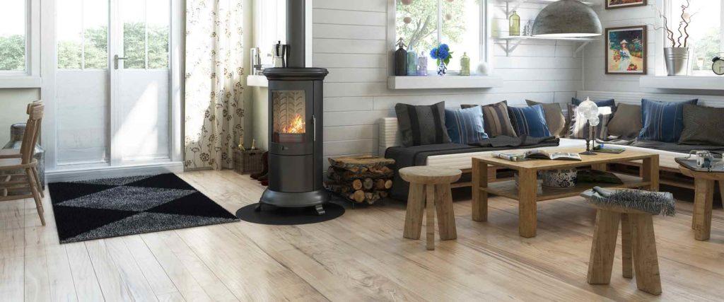 Holz als Werkstoff für Fussböden